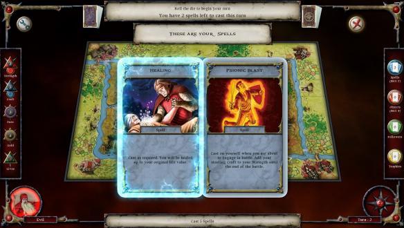 《护身符》游戏截图2