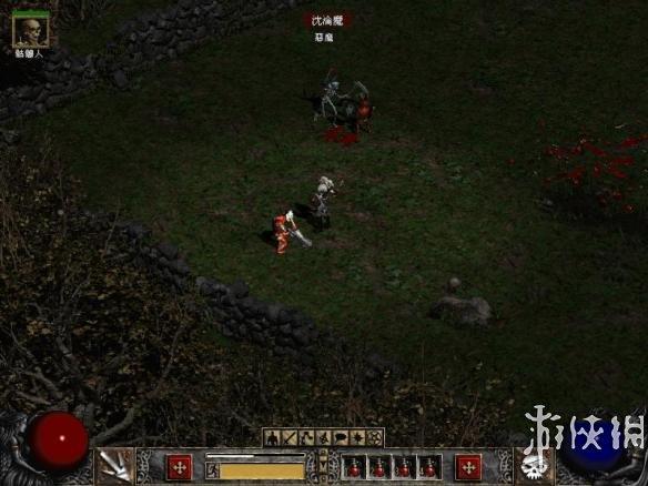 《暗黑破坏神2:毁灭之王》中文游戏截图