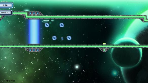 《超级机器人跳跳》游戏截图