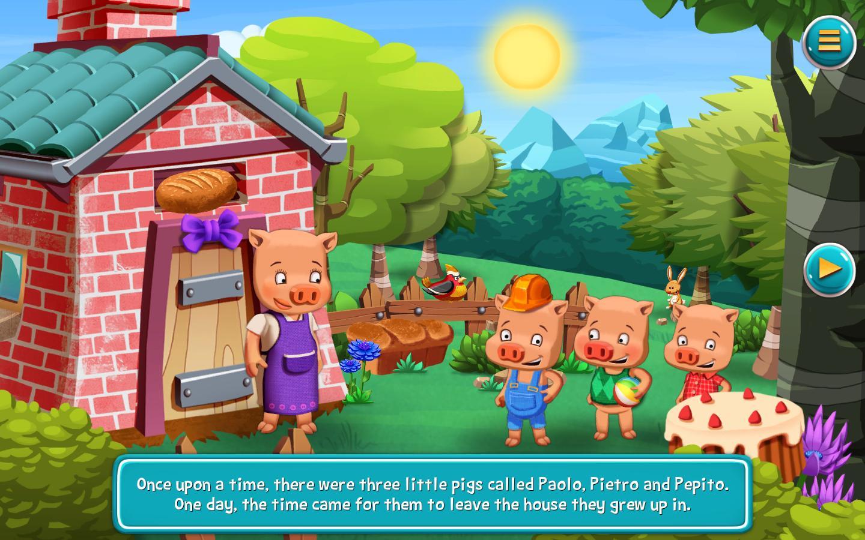 [三只小猪:搜索与寻找|The 3 Little Pigs - Search and Find|免安装绿色版|解压缩即玩][EN]