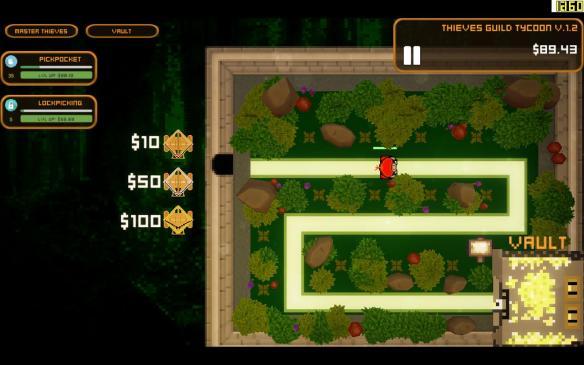 《盗贼行会大亨》游戏截图