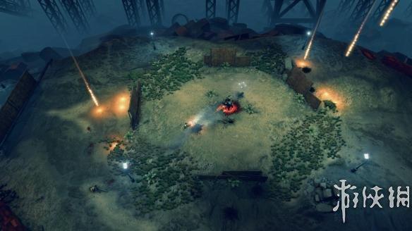 《行动军团》游戏截图
