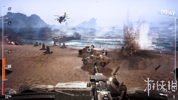 《IS防御》游戏截图