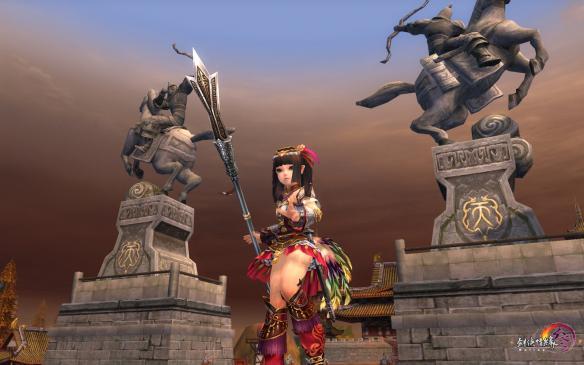 《剑网3》游戏截图-2