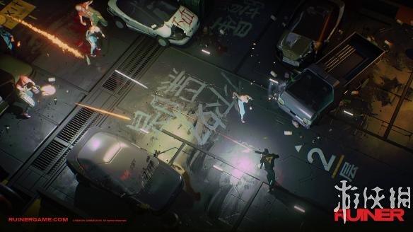 《密探》游戏截图