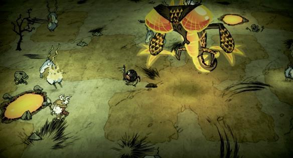 《饥荒:联机版》游戏截图