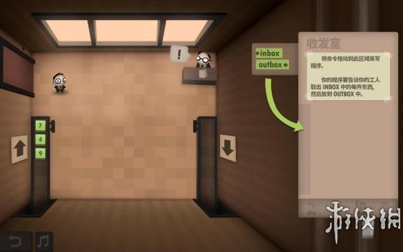 《人力资源机器》中文游戏截图
