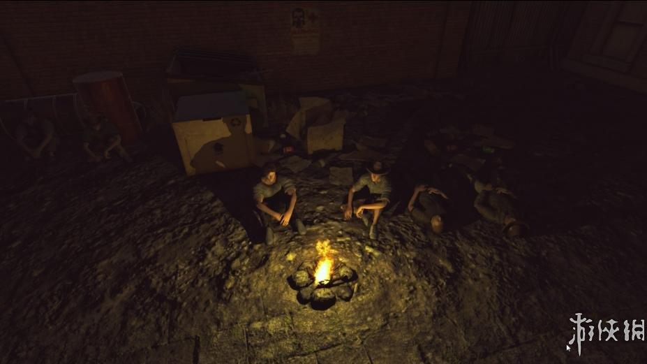 《亡者之妒》游戏截图