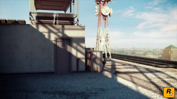 《侠盗猎车手6》伪预告片截图-2