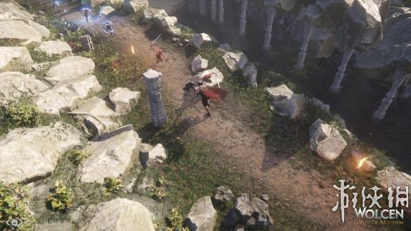 《破坏领主》游戏截图