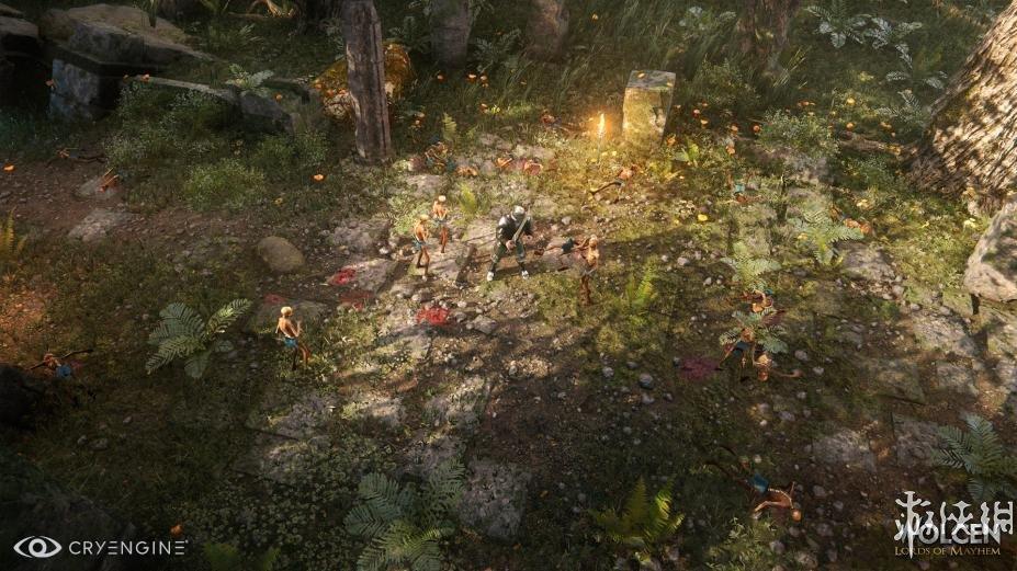 《破壞領主》游戲截圖
