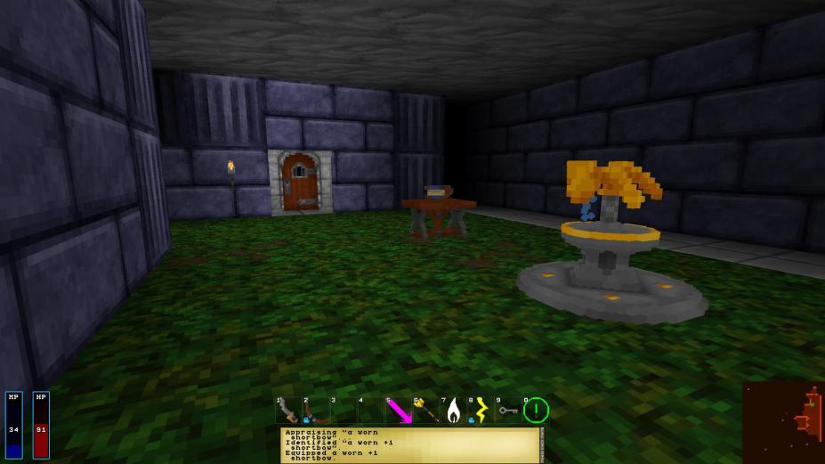 《男爵领地》游戏截图