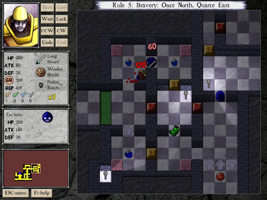 《DROG RPG》游戏截图