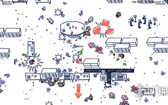 《无状态政府》游戏截图