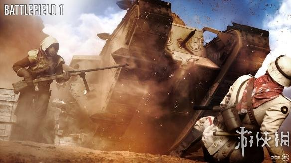 《战地1》游戏截图