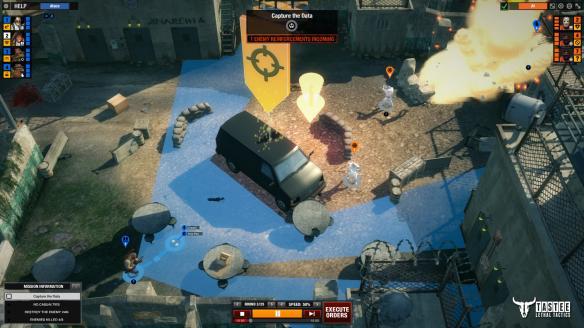 《TASTEE:致命战术》游戏截图