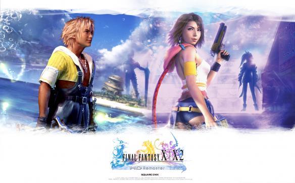 《最终幻想10/10-2高清重制版》游戏截图-2