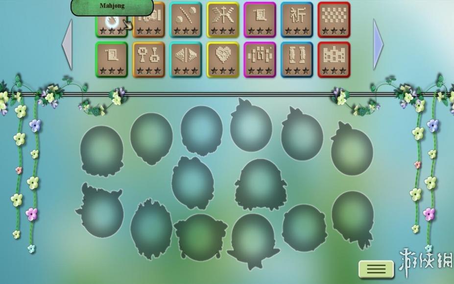 《鲜花麻将》游戏截图