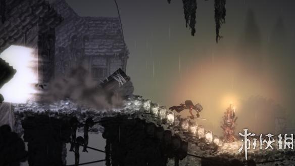 《盐和避难所》游戏截图-2
