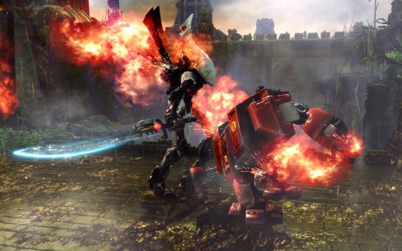 《战锤40K:战争黎明3》游戏截图-1