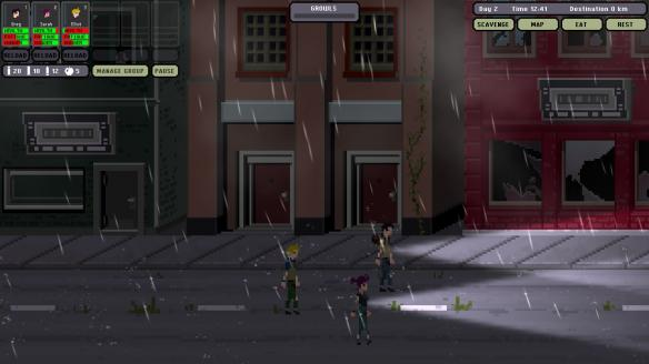 《生者前行》游戏截图