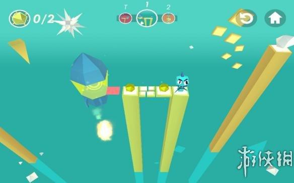 《怪物方块》游戏截图