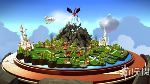 《天际》游戏截图