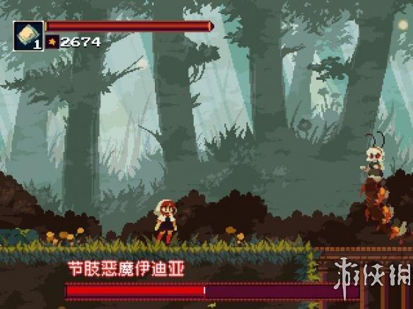 《莫莫多拉:月下遐想》中文游戏截图-1