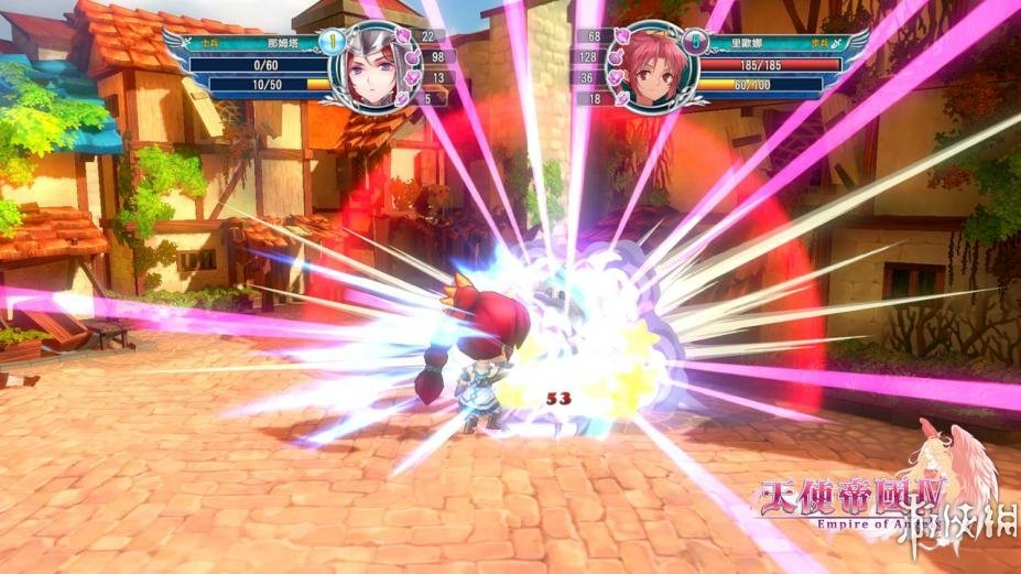 《天使帝国4》游戏截图-1