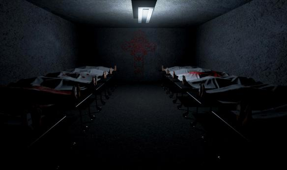 《邪恶》游戏截图
