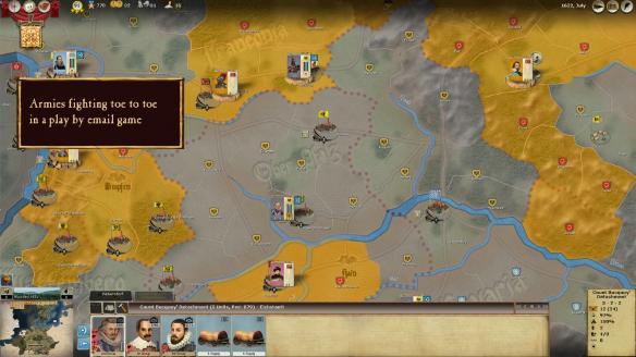 《三十年战争》游戏截图