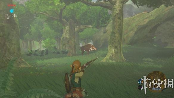 《塞尔达传说:野之息》游戏截图