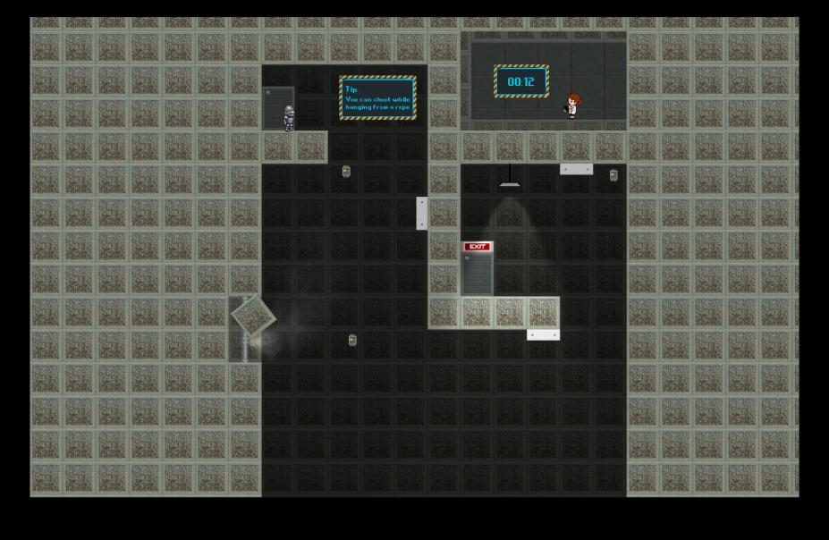 《机器男孩》游戏截图