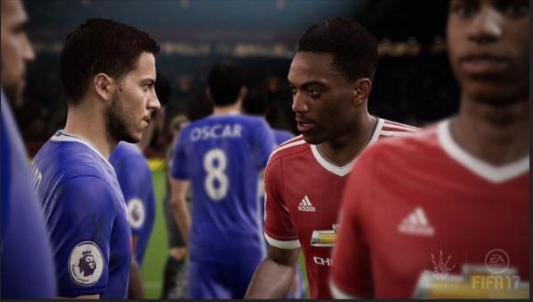 《FIFA 17》游戏截图-3(1)