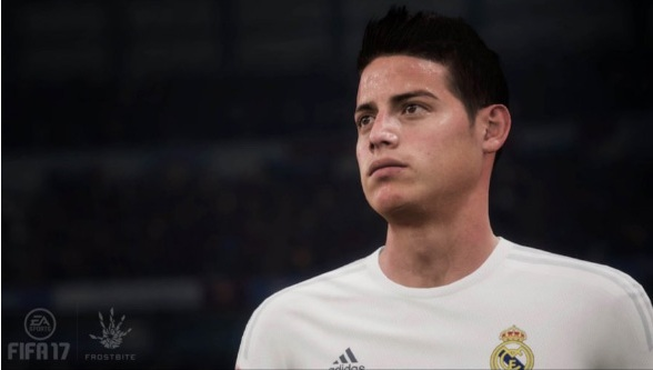 《FIFA 17》游戏截图-1