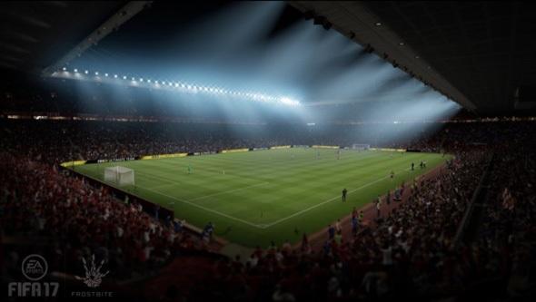 《FIFA 17》游戲截圖-1