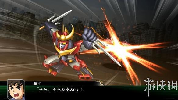 《超级机器人大战V》游戏截图