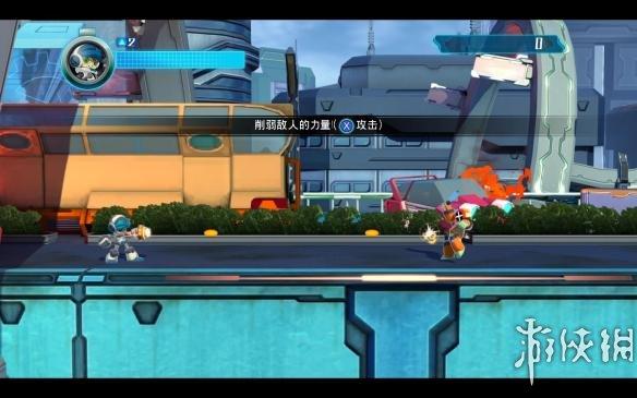 《强力9号》中文游戏截图
