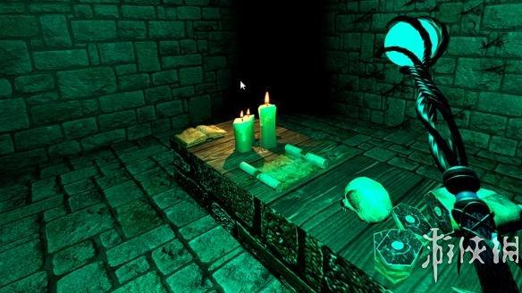 《左手路径》游戏截图