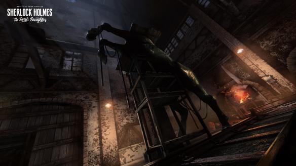 《福尔摩斯:恶魔之女》游戏截图-1