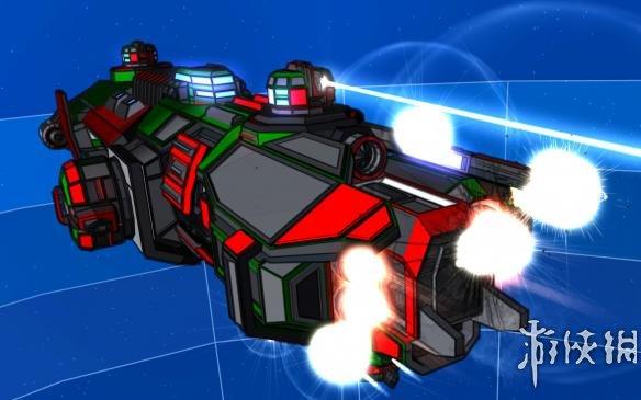 《太空驱逐舰2》游戏截图