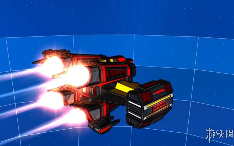 《太空驅逐艦2》游戲截圖