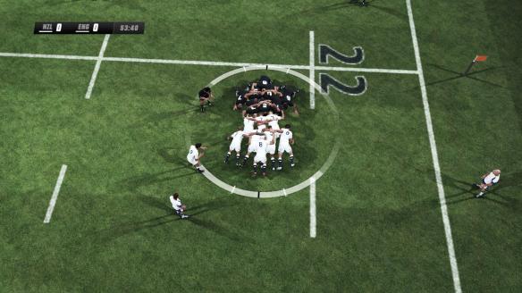 《橄榄球挑战赛3》游戏截图