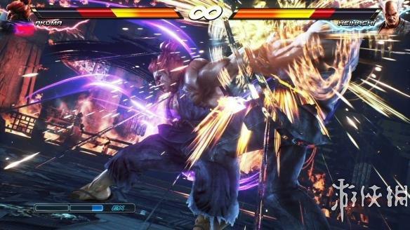 《铁拳7》PC截图