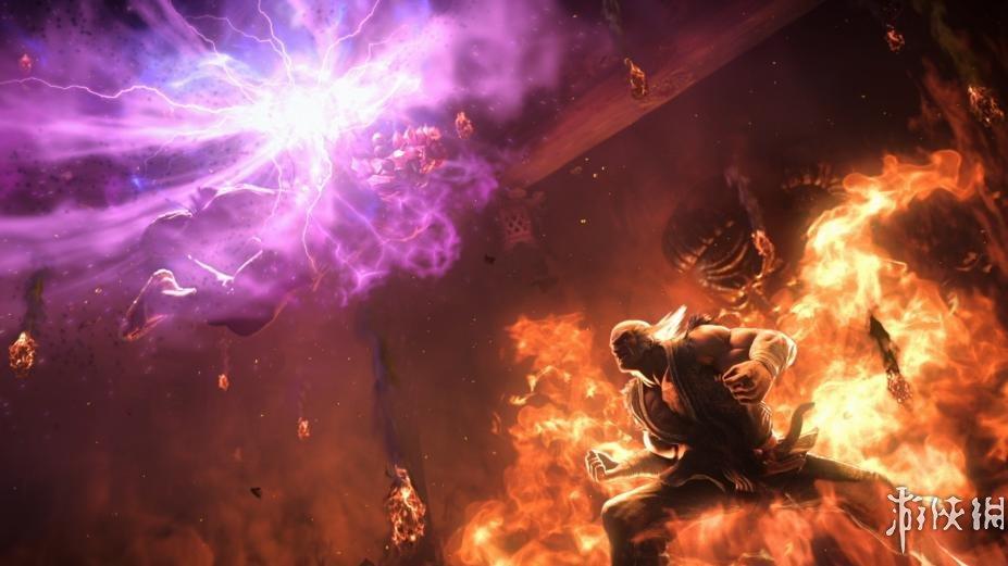 《鐵拳7》PC截圖