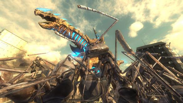 《地球防卫军4.1:绝望阴影再袭》精美截图