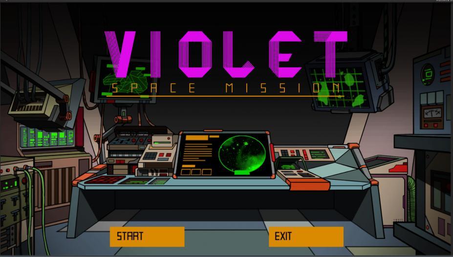 《代号紫:太空任务》游戏截图