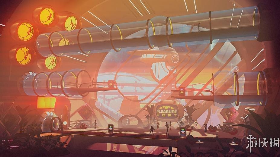 《首席登陆舱》游戏截图