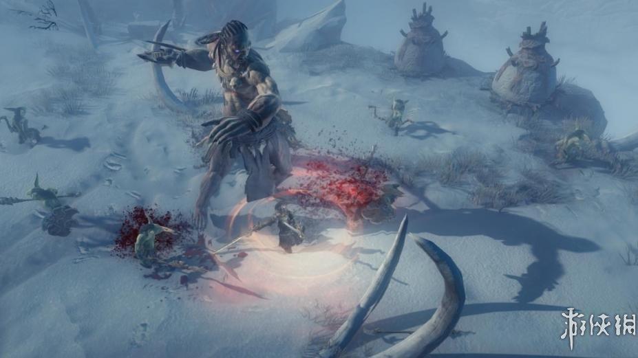 《维京人:人中之狼》游戏截图