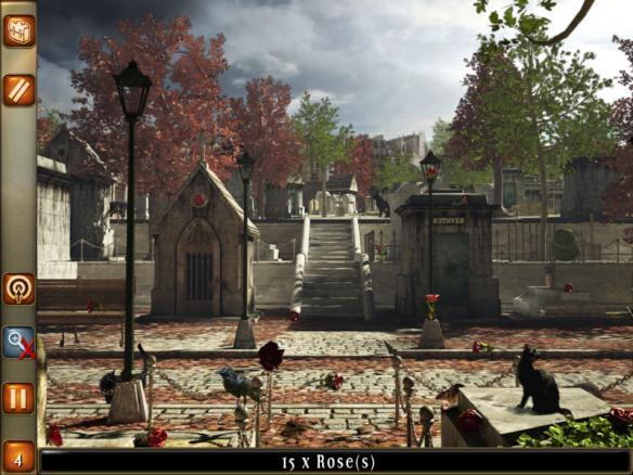 《吸血鬼浪漫巴黎故事》游戏截图